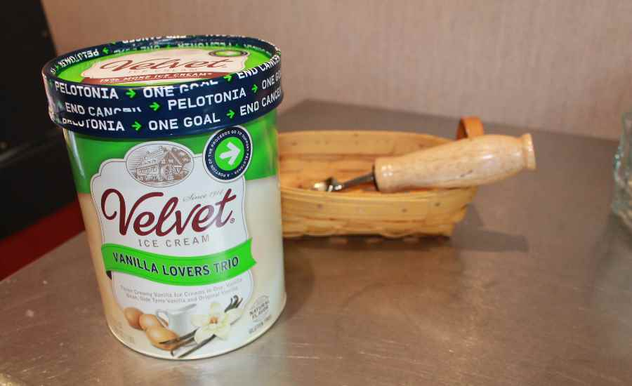Vanilla Lovers Trio flavor supports Pelotonia