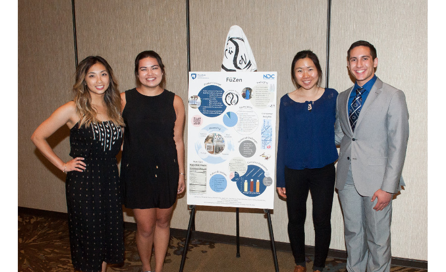 Penn State Team winners of National Dairy Council's New Product Competition