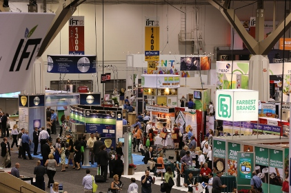 Ifts 2012 Annual Meeting Food Expo In Las Vegas 2012 07 11