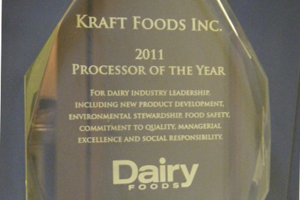 Kraft Processor of the Year award feature