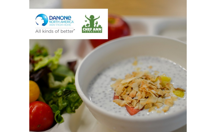 Danone North America and Chef Ann Foundation