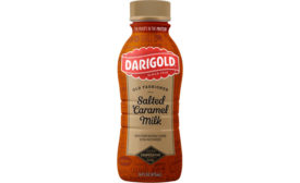 Darigold salted caramel milk