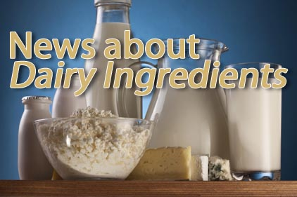 Ingredients news