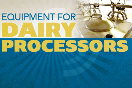 news about equipment for dairy processing from dairy foods magazine dairyfoods.com