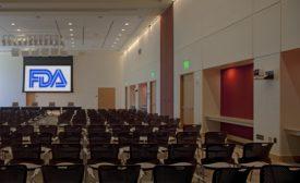 FDA Food and Drug Administration building