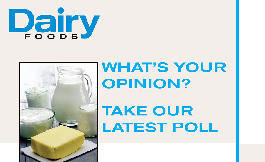Dairy Foods Latest Poll image