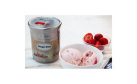 Häagen-Dazs new packaging