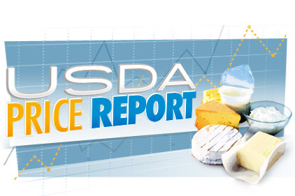 USDA dairy prices
