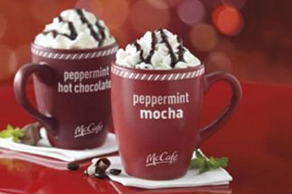 McDonald's Seasonal Hot Beverages