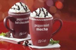 McDonald's Seasonal Hot Beverages