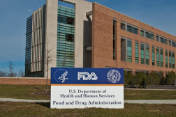 FDA Food and Drug Administration building