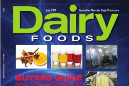 Dairy Foods buyers guide for dairy processing equipment and ingredients