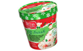 Elf Trash ice cream