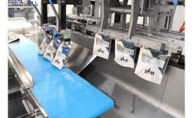 PFM DX series stand up pouch machine