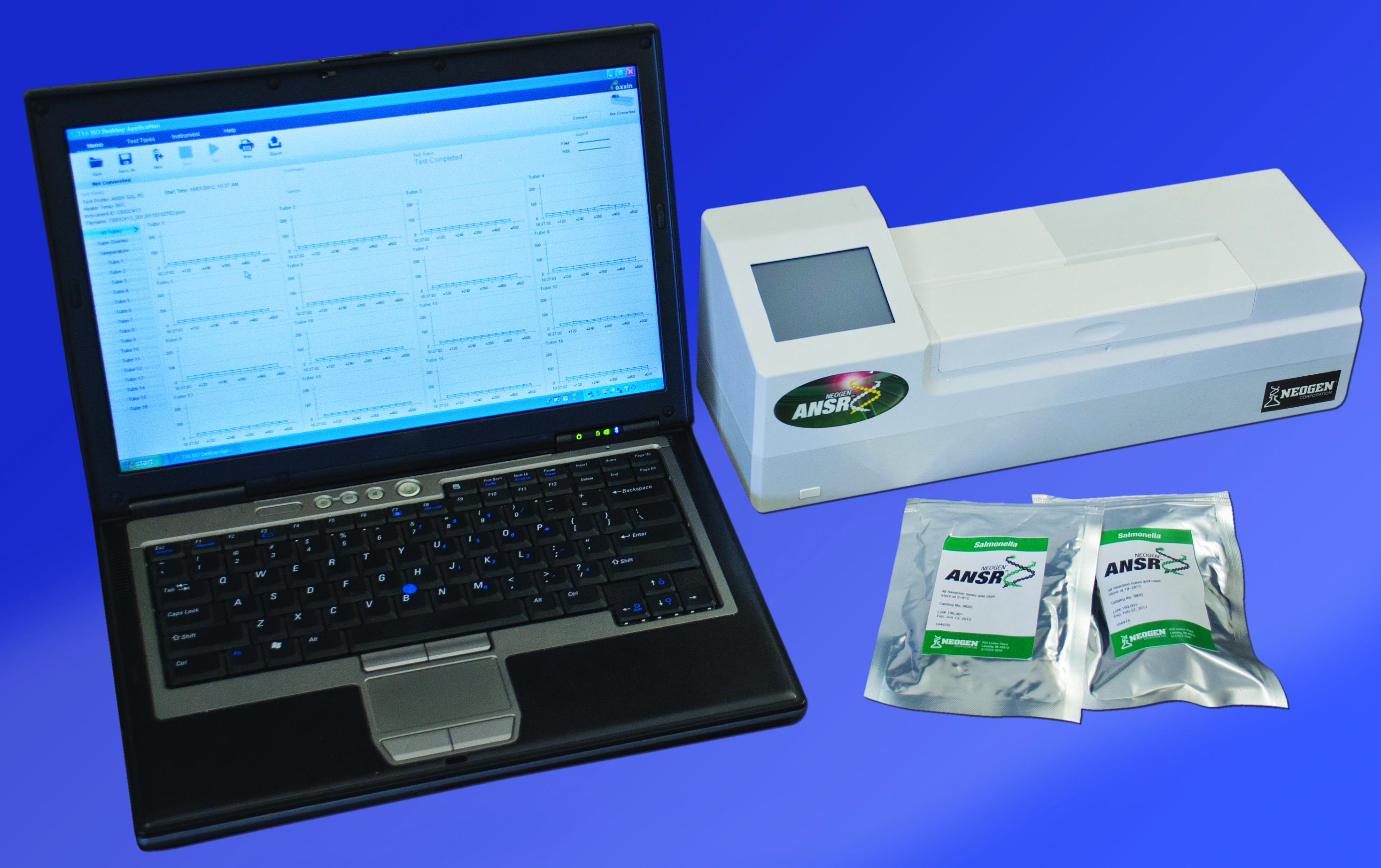 Neogen Corporation has launched the ANSR isothermal pathogen detection system