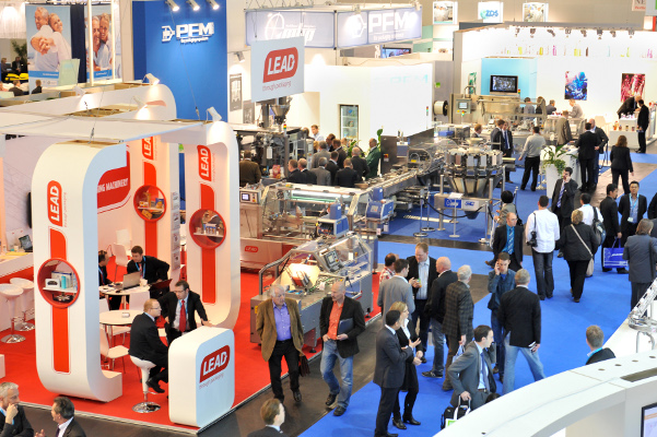 Anuga Foodtec 2012 Cologne Germany