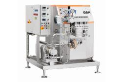 GEA Pharma Skid homogenizer
