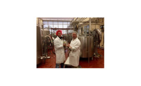 SPX Flow donates equipment to Madison dairy plant