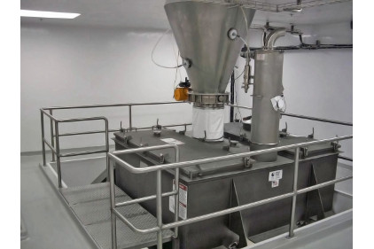 Powder Process Solutions mixing blending systems - feature
