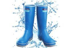 Skellerup Aqua-Terra rubber boots