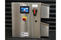 Ross SysCon Stainless Steel Control Panel