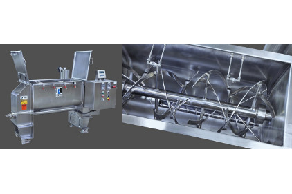Ross sanitary ribbon blenders - feature