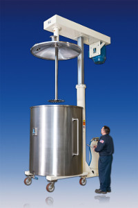 Ross Vacuum-rated High Speed Disperser