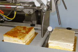 Hinds-Bock cake depositor