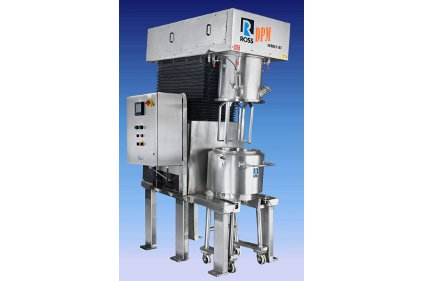 Ross Tilted Design Double Planetary Mixer -Feature