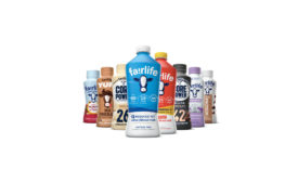 Fairlife product lineup