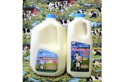 Alabama's Organic Dairy Products - Feature