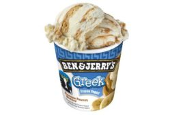 Ben & Jerry's Peanut Butter and Banana Greek FroYo