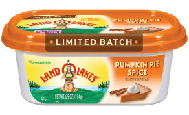 Land O Lakes pumpkin pie spice butter