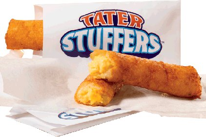 J&J Snack Foods Cheese Tater Stuffers - feature