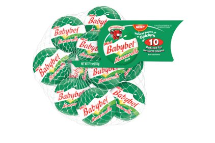 Bel Brands Babybel mozzarella- feature