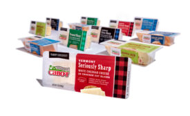 Cabot Cracker Cut Cheeses