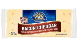Crystal Farms Bacon Cheddar