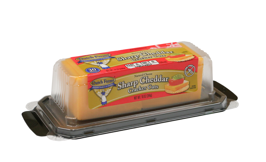 Dutch Farms Cracker Cuts Cheddar