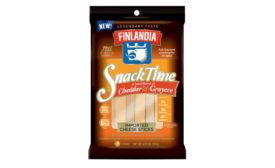 Finlandia SnackTime cheese sticks Cheddar Gruyere