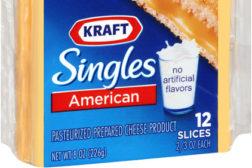 Kraft American singles