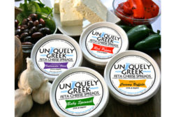 Uniquely Greek feta cheese spreads