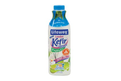 Lifeway Coconut Chia Kefir - feature