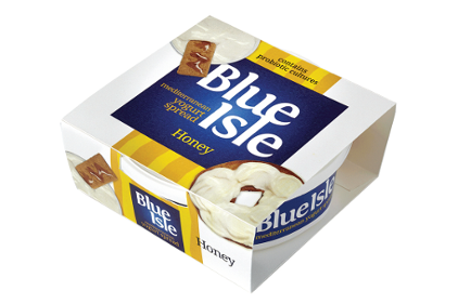 Blue Isle Med yogurt spreads - feature