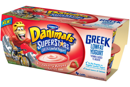 Dannon Danimals SuperStars stawban - feature