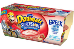 Dannon Danimals SuperStars