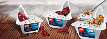 Muller Yogurt Dark Chocolate