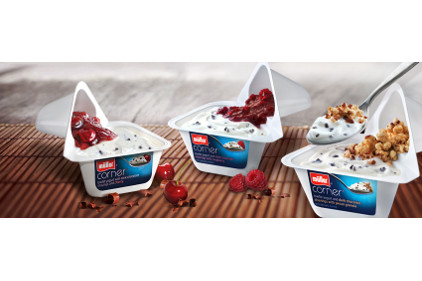 Muller Yogurt Dark Chocolate - feature