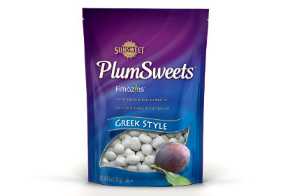 Sunsweet Greek yogurt PlumSweets - feature