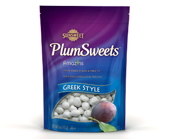 Sunsweet Greek yogurt PlumSweets