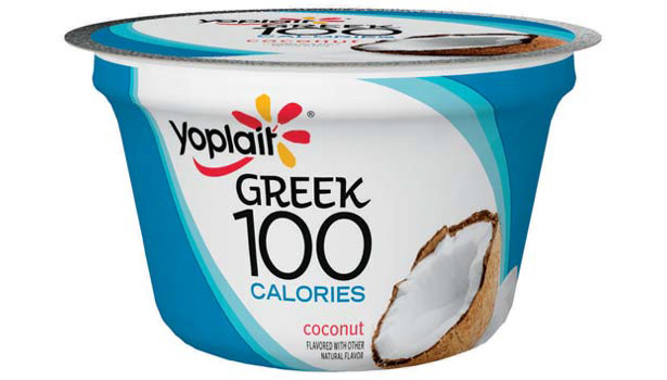Yoplait Greek 100 coconut